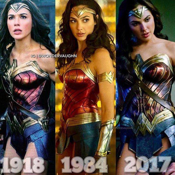 Which Wonder Women Wondervaughn Gal Gadot Wonder Woman Wonder Woman Gal Gadot