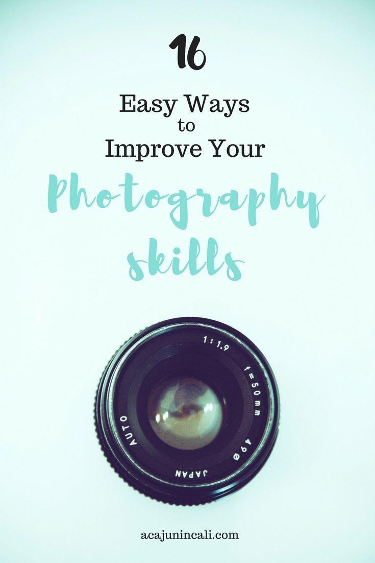 Improve Photography Skills | Photography Tips | Learn Photography | Take better photographs | Photography Resources | Tips for Improving Photography | How to Get Better Images | How to Improve Photography