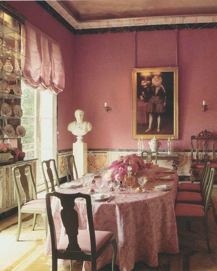 413 best dinner time images on pinterest for John stefanidis interior design