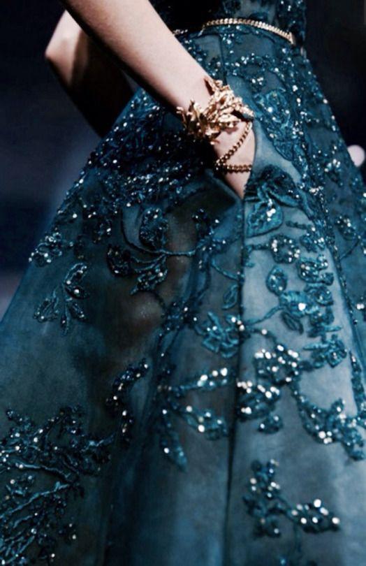 Elie Saab Haute Couture//