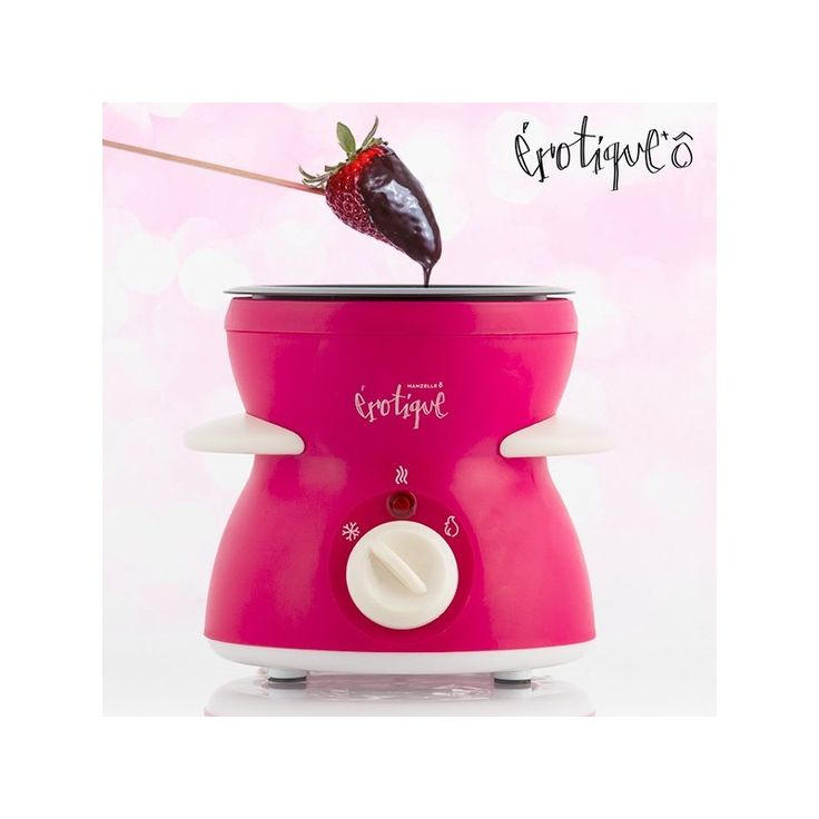Mini Fondue de Chocolate Sexy Érotique Ô