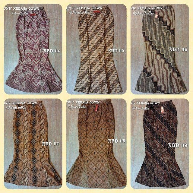 Rok Batik Duyung 50rb & 60rb ONLY Ordering : PIN BB : 29D5461F / 2B23814D Wa : 089624426778 Mention @MonicaCarolline ALBUM FOTO : INSTA / PINTEREST : MonicaCarolline FB : Onic Kebaya Gown www.onicboutique.blogspot.com HARGA SPESIAL untuk sanggar rias, salon & bridal ONIC KEBAYA GOWN Jl. Cibadak 179 Bandung West Java - Indonesia