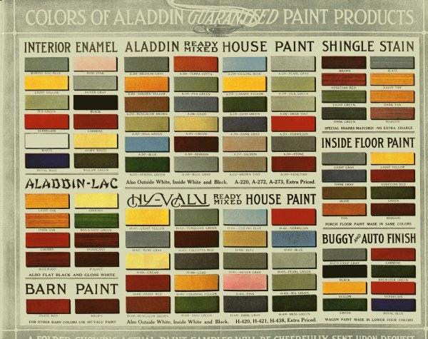 77 best Nostalgic Paint Stuff images on Pinterest   Colors ...