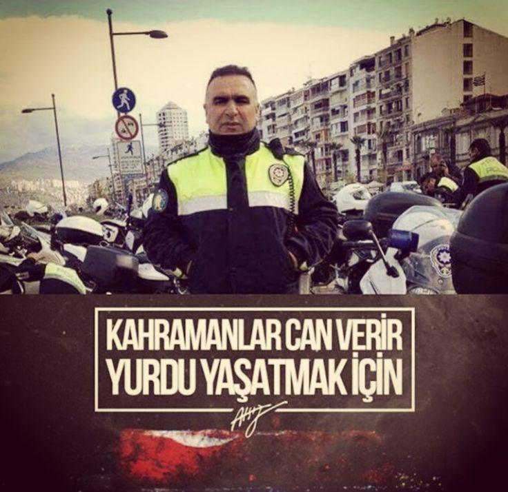 Fethi Sekin 😔 kahraman şehit polis
