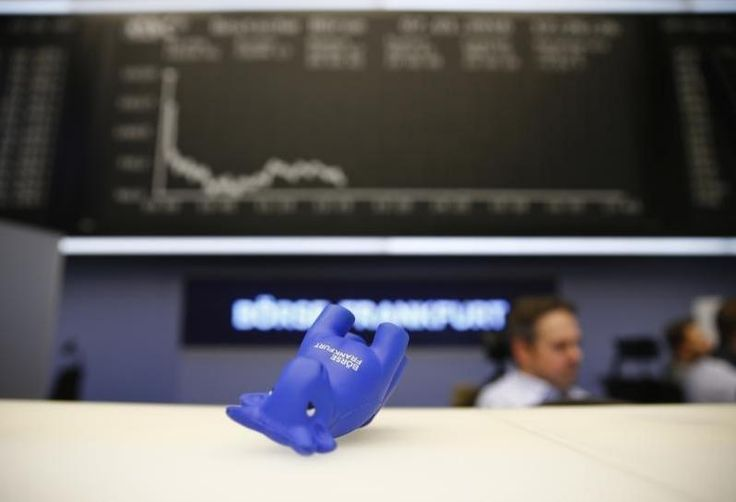 As worries mount, European banks face sell-off more savage than 2008   Reuters
