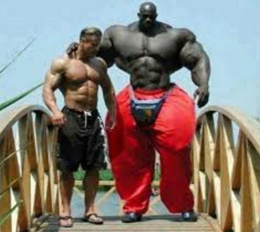 O Incrível Hulk Africano