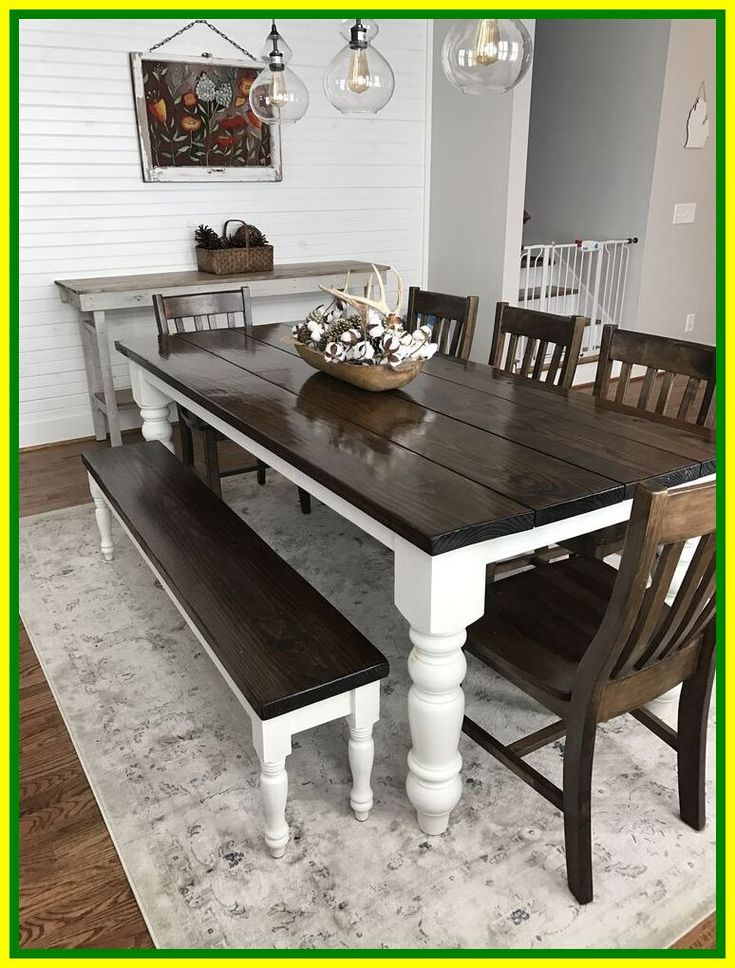 107 reference of square farmhouse kitchen table and chairs
