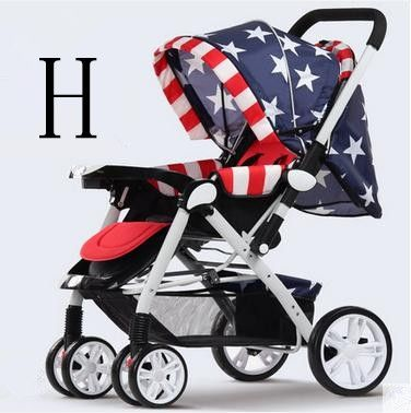269.00$  Watch here - http://ali6vr.worldwells.pw/go.php?t=32578284625 - Baby Folding Stroller Carriage,Baby Prams Infant Pushchair,Cheap Pram Strollers Portable Style Buggy,Free Shipping,Opiton Color 269.00$