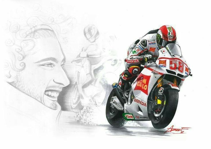 Simoncelli aka Super Sic ..always in our hearts