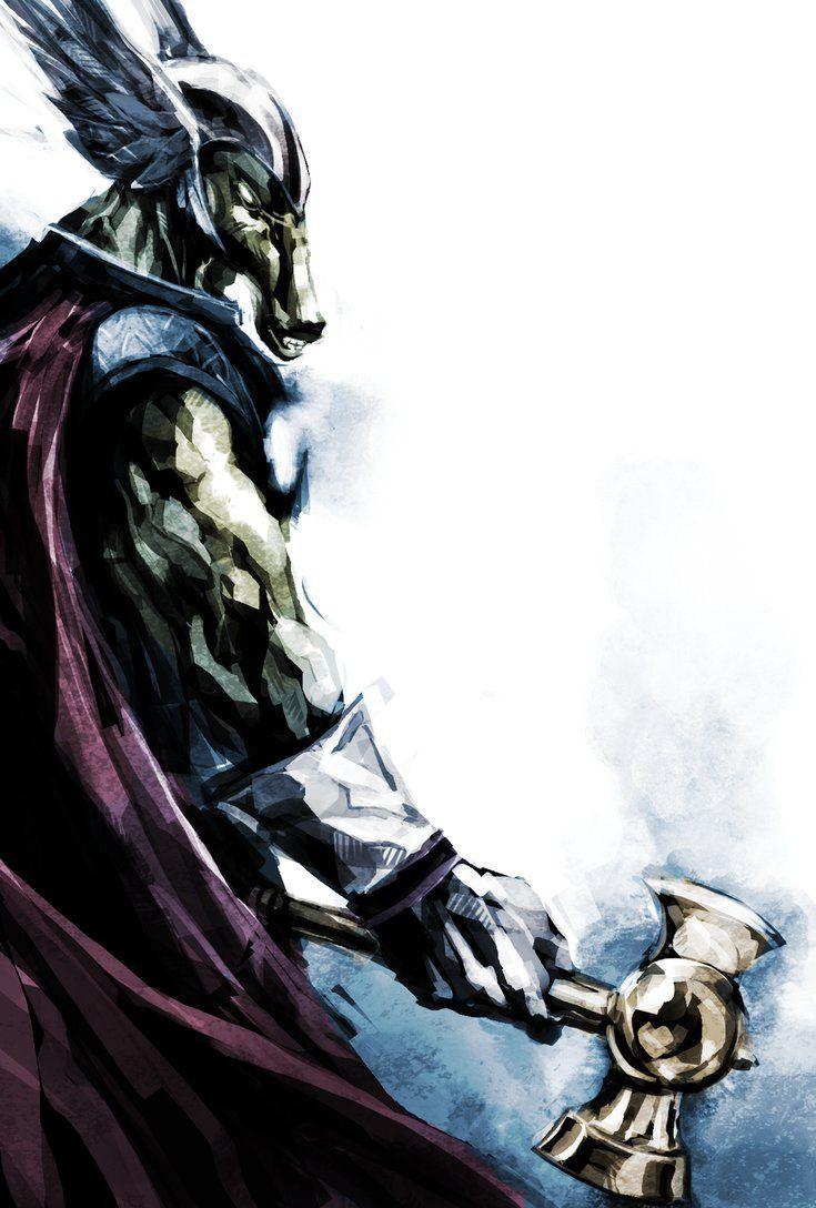Beta Ray Bill - naratani.deviantart.com