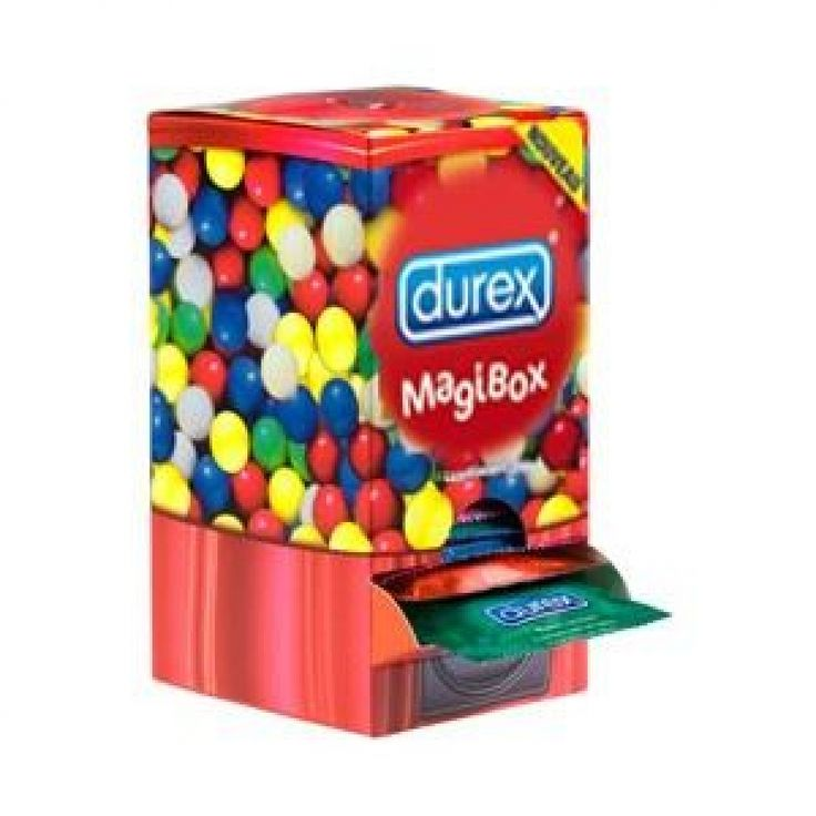 Durex MagiBox Συλλογή 18 Προφυλακτικών Βάλτε το στο κομοδίνο σας, σε κοινή θέα. Κανείς δεν θα έχει αμφιβολία για το τι περιέχει! Όταν έρθει η ώρα, διαλέξτε ένα με μία απλή κίνηση και ζήστε την εμπειρία μίας διαφορετικής αίσθησης κάθε φορά. http://www.i-cure.gr/Product/4697/Page/538/el/