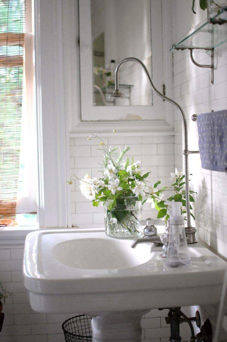 Oltre 1000 idee su bagni in stile country su pinterest for Stile country francese