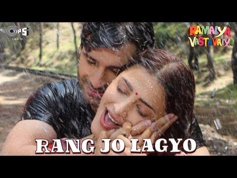 Rang Jo Lagyo - Ramaiya Vastavaiya - Atif Aslam, Shreya Ghoshal - Girish Kumar, Shruti Haasan