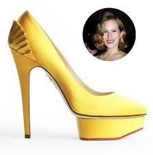 yellow!: Hot Shoes, Shoes Heavens, Shoes Addiction, Bridal Shoes