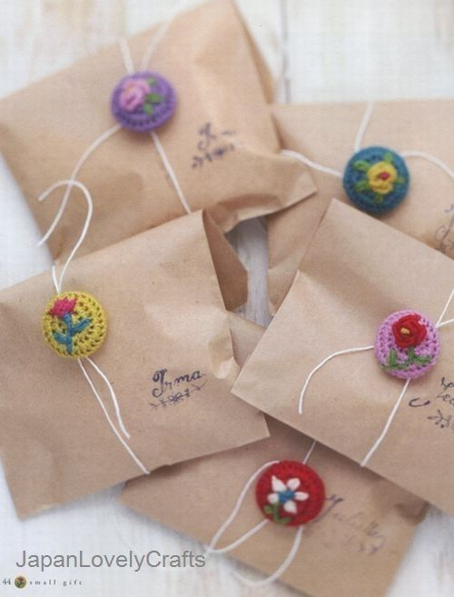 i want to make cute packages for all of my friends just as little surprises once in a while✹ these look cute