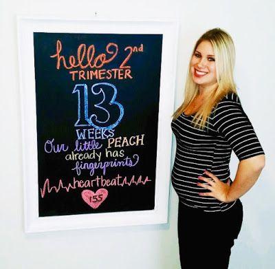 13 weeks pregnant. chalkboard, pregnancy, pregnant, chalkboard tracker, chalkboard, weekly picture, bump