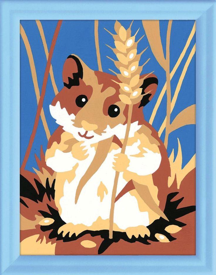 ravensburger Malen nach Zahlen Mini 20 Motive zur Auswahl Größe 12 x 8,5 cm Neu | eBay
