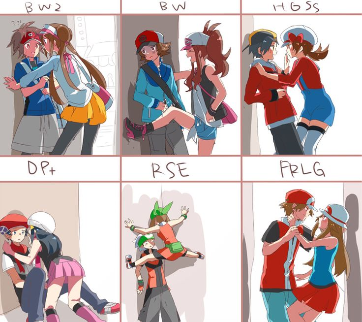 Couple Pokemon xD