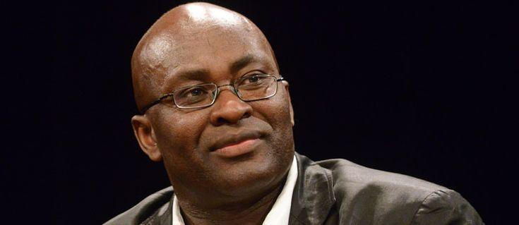 Achille Mbembe.   Foto: Erick Christian Ahounou