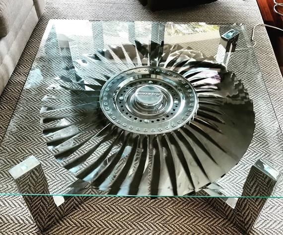 Pratt /& Whitney engine JT8D  blade  1st stage  for collectors
