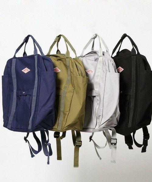 【ZOZOTOWN|送料無料】Danton(ダントン)のバックパック/リュック「<DANTON(ダントン)> ∴ UTILITY BAG EC/バッグ」(14324144328)を購入できます。