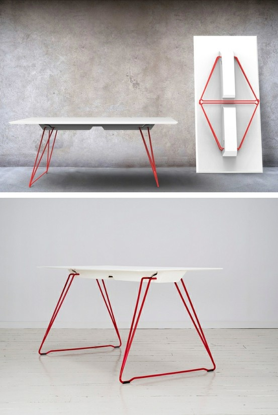 Lucy by Johanson Design - Red Dot awarded - Ingenious locking mechanism an innovative solution