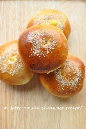「酒粕あんぱん」mizuho* | お菓子・パンのレシピや作り方【corecle*コレクル】