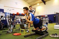 Dossier complet de préparation physique pour le football par Olivier Allain, préparateur physique et réathlétiseur professionnel.