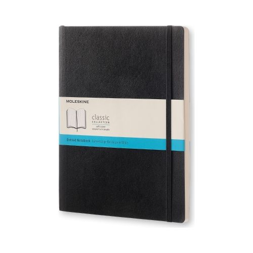 Moleskine dotted notebook