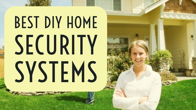 The Best Inexpensive DIY Home Security Systems #homesecuritysystemwireless