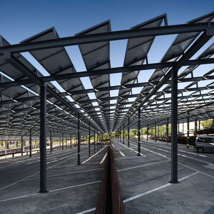 22 mejores im genes sobre paneles fotovoltaicos en pinterest - Pergolas murcia ...