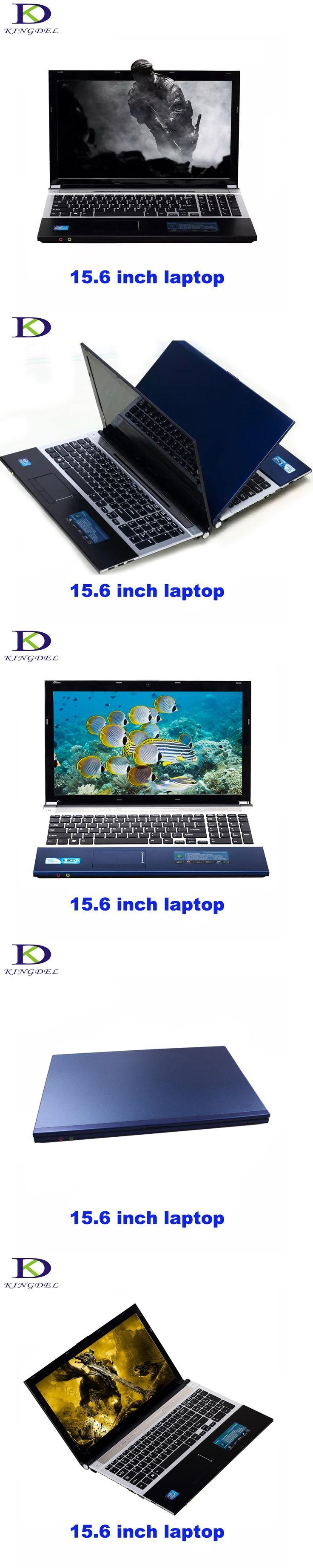Newest 15.6 Inch Bluetooth Laptop Intel Core i7-3537U Netbook Computer 8GB RAM 1TB HDD Windows 7 SATA Intel HD Graphics 4000