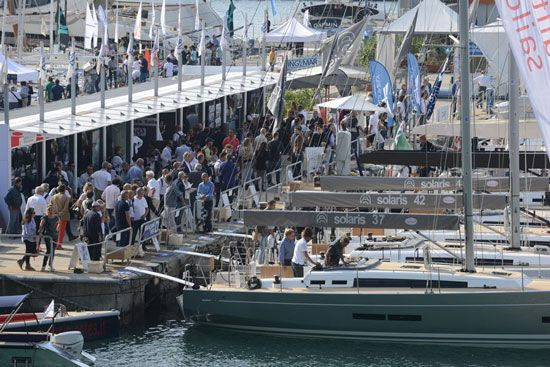 54th Genoa International Boat Show