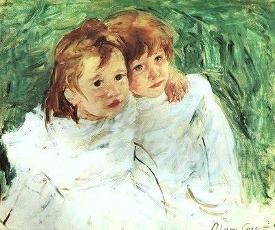 Mary Cassatt (1844-1926) Sisters