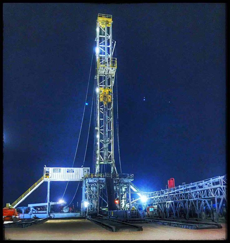 H&P 463 Fowlerton, TX Billy Flores 🛢 🛢 🛢 🛢 🛢 🛢 Petroleum