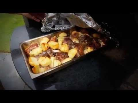 Kleftiko (Slow Cooked Oven Baked Lamb) (Cypriot) - YouTube