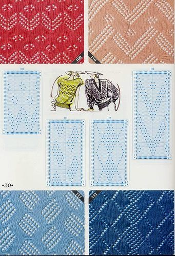 cartelas de trico rendado