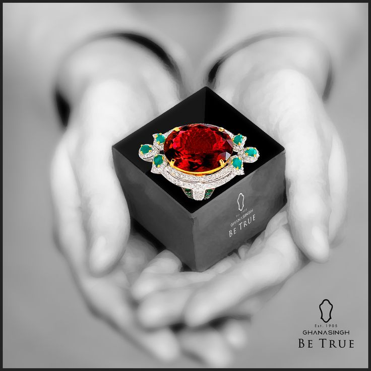 You don't want to miss the shine in her eyes, when she see this sparkling beauty in your hands! #BeTrueToYourValentine