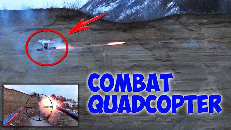 Квадрокоптер и Фейерверк. Запуск боевого квадрокоптера с экшн камерой. Q...