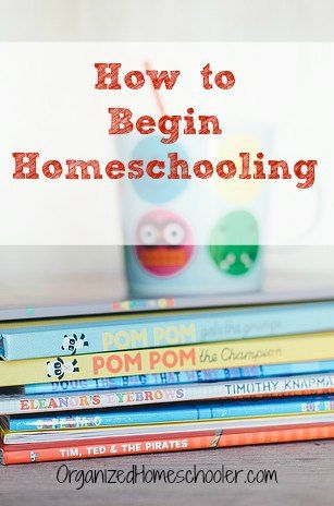 A how to begin homeschooling guide.