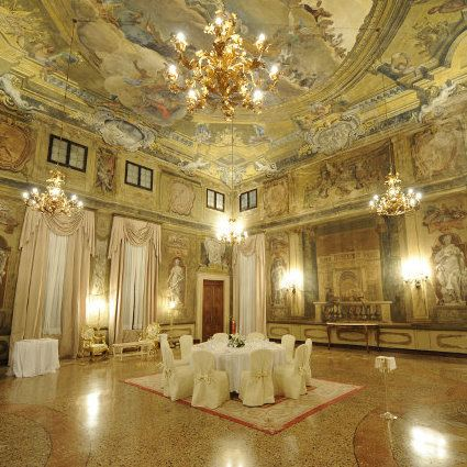 Luxury Palace On The Grand Canal For A Wedding In Venice