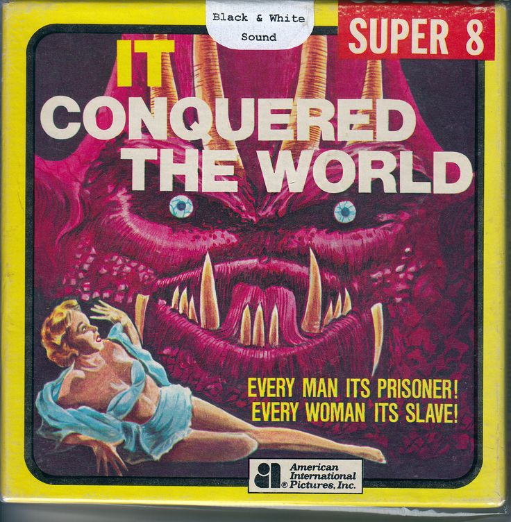 It Conquered the World.