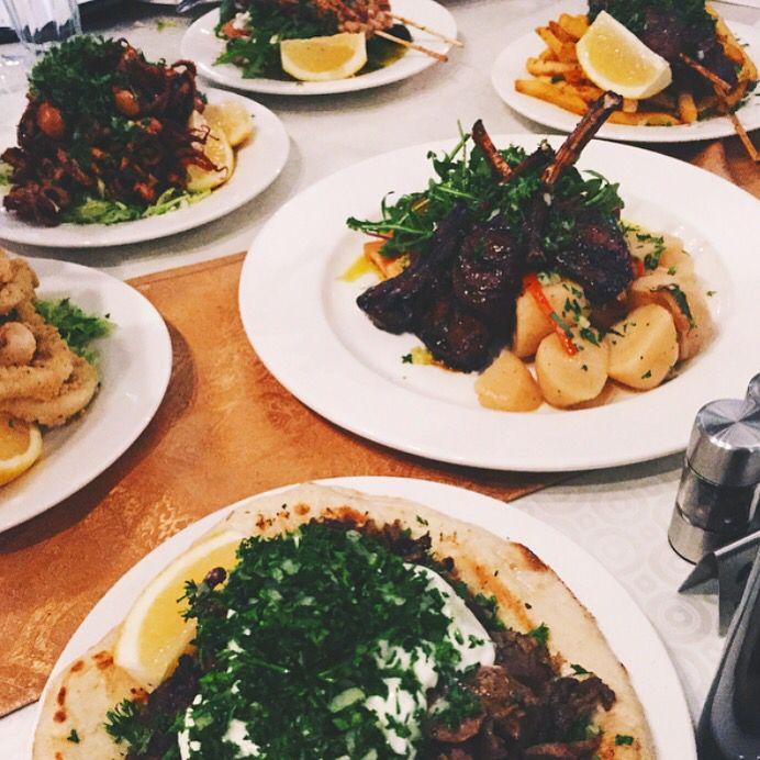 Lefkas Greek Taverna, West End, Brisbane  Greek Food  Bigcitylivingblog.com