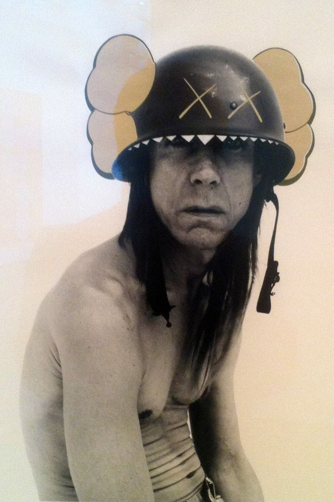 Iggy Pop, born April 21st, is on the cusp of Aries and Taurus.