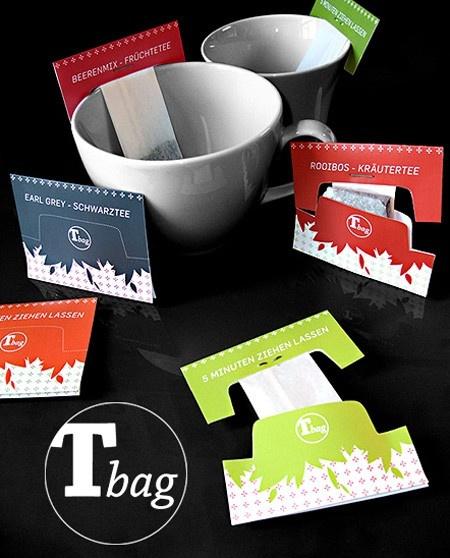 Great T-Bag design