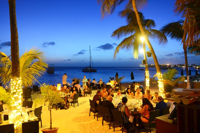 Best Places To Eat In Aruba Palm Beach