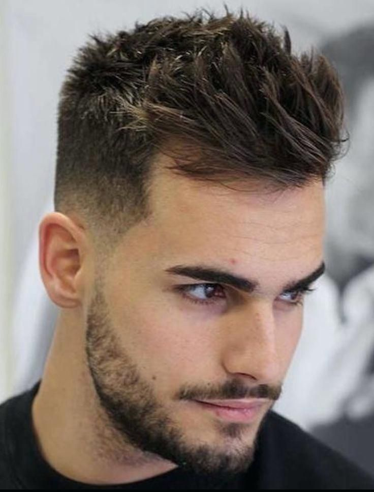 Short Hairstyles For Men Improb