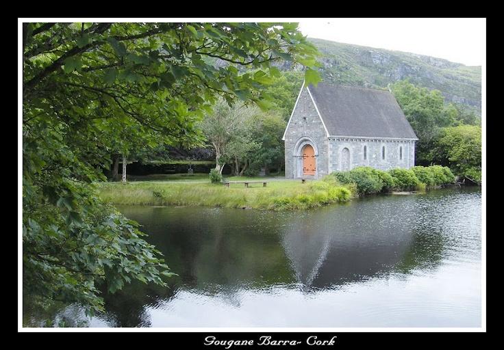 St. Finbars Oratory, Gougane Barra, County Cork Ireland