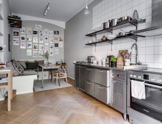 25 beste idee n over gezellige keuken op pinterest boheemse keuken gezellig huis en open planken - Open keukeninrichting ...