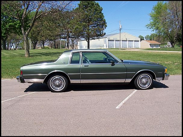 21 Best Images About 1980 85 Chevrolet Caprice Impala On